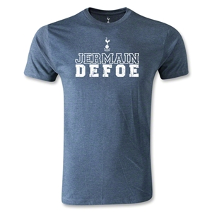 Tottenham Jermain Defoe Distressed T-Shirt (Blue)
