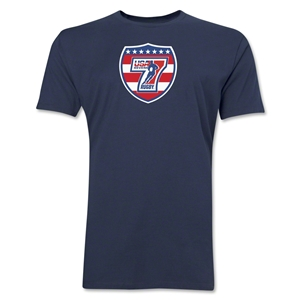 USA Sevens Rugby Premier T-Shirt (Navy)