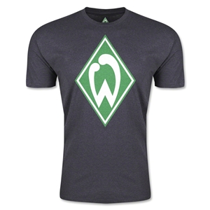 Werder Bremen Men's Fashion T-Shirt (Dark Gray)