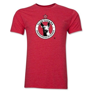 Xolos de Tijuana Men's Premium T-Shirt (Heather Red)