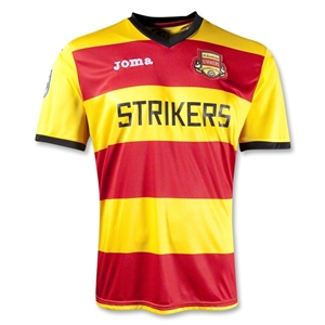 Ft. Lauderdale Strikers 2012 Home Soccer Jersey
