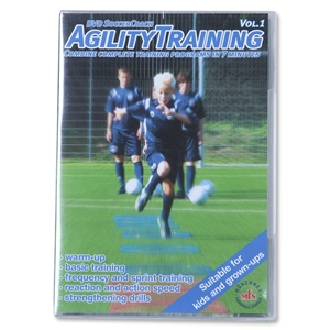 Soccer Coach Special DVD Agility Training Volume 1