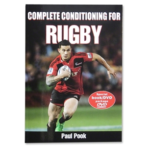 Complete Conditioning for Rugby Book (Includes DVD)