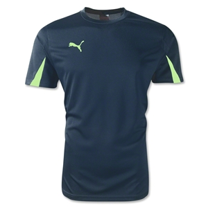 PUMA Scorpions SC Training T-Shirt (Navy)