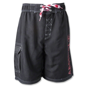 Arsenal Board Short (Black)