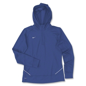 Nike LS Women's Training Hoody (Royal)