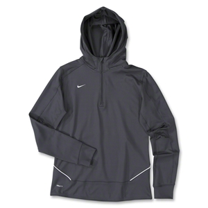Nike LS Women's Training Hoody (Gray)