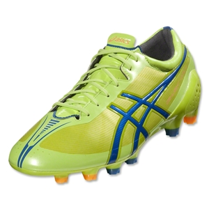 Asics DS Light X-Fly MS (Flash Yellow/Deep Blue/Neon Orange)