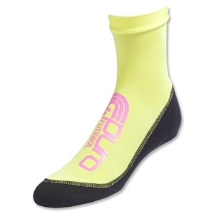 Puro Futebol Botos Beach Pro Series Sock (Neon Green)