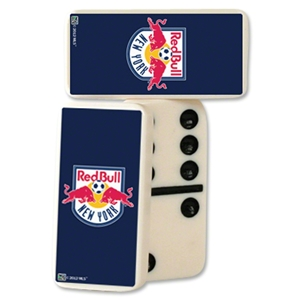 New York Red Bull Double-Six Domino Set