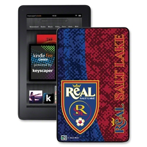 Real Salt Lake Kindle Fire Case