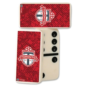 Toronto FC Double-Six Domino Set