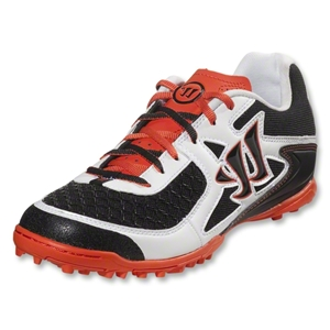 Warrior Futsal Blitz Astro Cup (Black/Pearlized White/Spicy Orange)