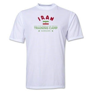 Iran 2014 FIFA World Cup Brazil(TM) Men's Training Camp T-Shirt (White)