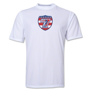 USA Sevens Rugby Performance T-Shirt (White)