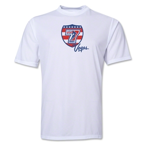 USA Sevens Vegas Rugby Performance T-Shirt (White)