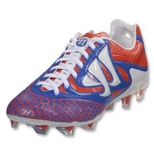 Warrior Skreamer Combat Junior FG (Spicy Orange/Baja Blue/White)