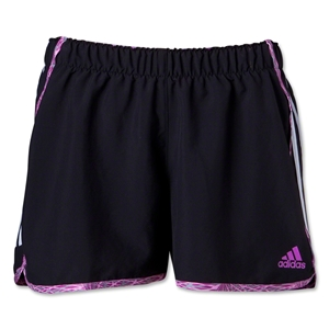 adidas Women's SpeedTrick Short (Black/Pink)