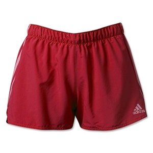 adidas Women's SpeedKick Short (Red)