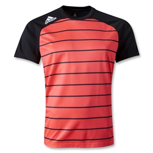 adidas Freefootball Training Jersey (Red/Blk)