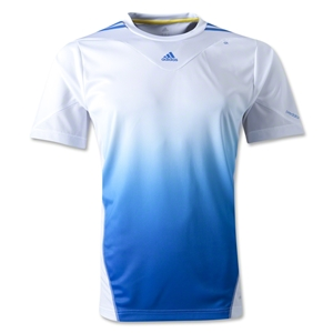 adidas Youth Predator Training Jersey (Wh/Ro)