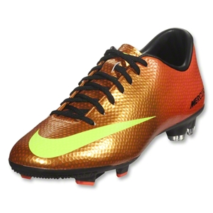 Nike Mercurial Victory IV FG (Sunset/Total Crimson)