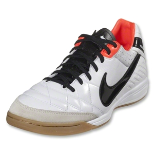 Nike Tiempo Mystic IV IC (White/Total Crimson/Black)