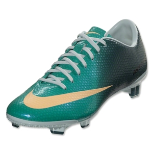 Nike Women's Mercurial Veloce FG (Atomic Teal/Dark Atomic Teal)