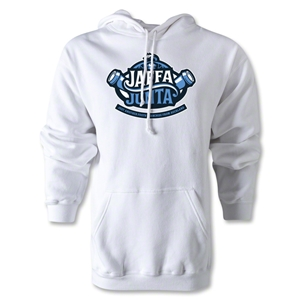Jaffa Junta Alternative Rugby Commentery Hoody (White)