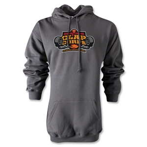 Clap Corps Alternative Rugby Commentary Hoody (Gray)