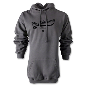 The Blackness Alternative Rugby Commentary Hoody (Gray)