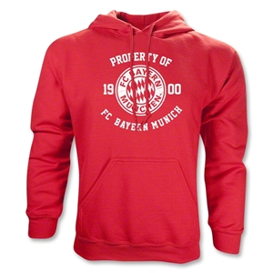 Bayern Munich Property Soccer Hoody (Red)