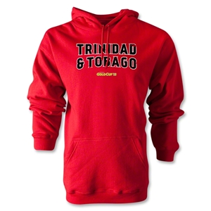 Trinidad and Tobago CONCACAF Gold Cup 2013 Hoody (Red)