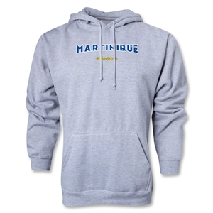 Martinique CONCACAF Gold Cup 2013 Hoody (Ash Gray)