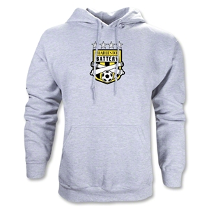 Charleston Battery Hoody (Ash Gray)