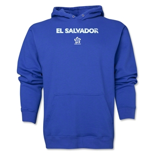 El Salvador CONCACAF Distressed Hoody (Royal)