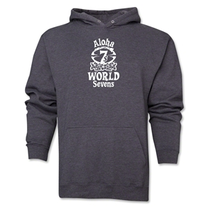 Aloha World Sevens Hoody (Dark Grey)
