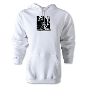 FIFA Beach World Cup 2013 Hoody (White)
