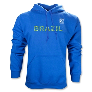 FIFA Confederations Cup 2013 Brazil Country Hoody (Royal)