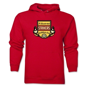 Ft. Lauderdale Strikers Hoody (Red)