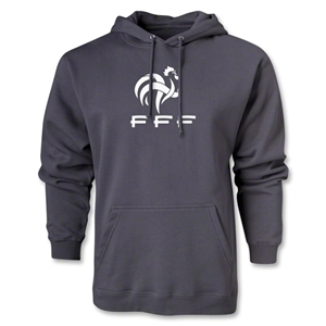 France FFF Hoody (Dark Gray)