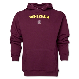 Venezuela FIFA U-17 Women's World Cup Costa Rica 2014 Men's Core Hoody (Maroon)
