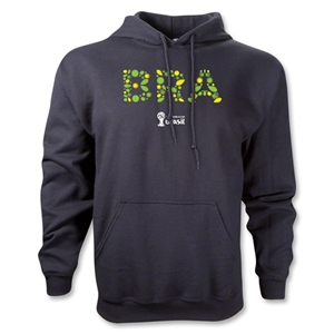 Brazil 2014 FIFA World Cup Brazil(TM) Elements Hoody (Black)
