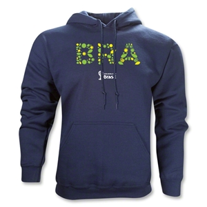 Brazil 2014 FIFA World Cup Brazil(TM) Elements Hoody (Navy)