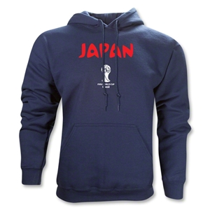Japan 2014 FIFA World Cup Brazil(TM) Core Hoody (Navy)