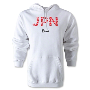 Japan 2014 FIFA World Cup Brazil(TM) Hoody (White)