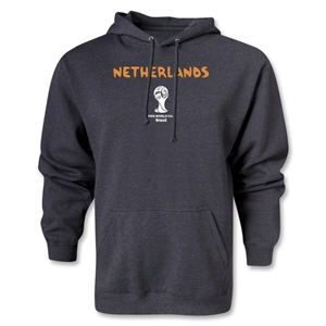 Netherlands 2014 FIFA World Cup Brazil(TM) Core Hoody (Grey)