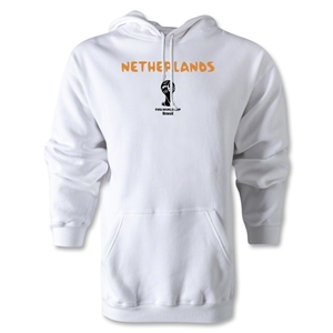Netherlands 2014 FIFA World Cup Brazil(TM) Core Hoody (White)