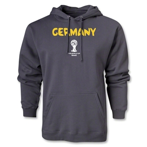 Germany 2014 FIFA World Cup Brazil(TM) Core Hoody (Dark Grey)