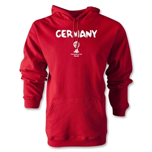 Germany 2014 FIFA World Cup Brazil(TM) Core Hoody (Red)